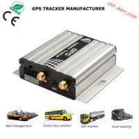 Buy cheap Price Advantaged Professional Manufacture Realtime Fleet gps vehicle tracker from wholesalers