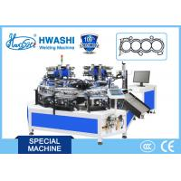 Buy cheap Automatic Assembly Riviting Laser Marking Machine Automobile Motor Spacer from wholesalers