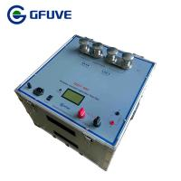 Buy cheap Precision Primary Injection Test Equipment 0.5 Class 5000a 30kva Capicity from wholesalers