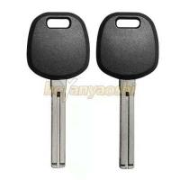 Buy cheap Embedded Auto Toyota Transponder Key Blank With 4C Carbon Chip product