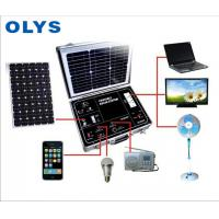 Buy cheap Portable solar generator, solar home emergency power system from wholesalers