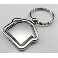 Buy cheap cheap fashion house shaped keychain manufacturer supplier China from wholesalers