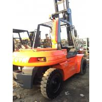 Buy cheap 7ton 8ton 10ton 15ton 25ton 20ton 30ton 40ton japanese toyota used forklift for sale from wholesalers