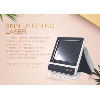 Buy cheap 4 - 7 HZ Adjustable 5 Handle HIFU Machine For Skin Tightening / Skin Lifting from wholesalers