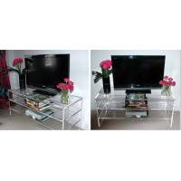 Buy cheap appealing design acrylic tv cabinet from wholesalers