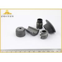 Buy cheap Non - Standard Tungsten Carbide Fuel Injector Nozzle For Oil And Gas Drilling product