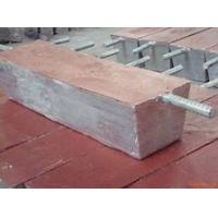 Buy cheap Sacrificial Magnesium Anodes Cathodic Protection For Installation On Waterworks Line from wholesalers