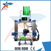 Buy cheap Desktop 3D Printer Kits , Reprap Creator ABS PLA 3D Maker Machine DIY Toys Kits from wholesalers