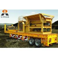 Buy cheap Mobile Portable Series Crusher Plant On Sale from wholesalers