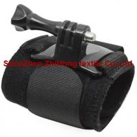 Buy cheap GoPro motion camera holding elastic hook loop wrist/arm strap product