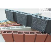 Buy cheap Easy Install Terracotta Wall Cladding SystemWith Thermal Insulation Properties from wholesalers