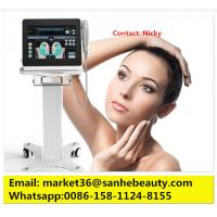 Buy cheap salon hifu machine / high intensity focused ultrasound hifu for wrinkle removal from wholesalers
