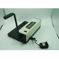 Buy cheap Electric Wire Spiral Binder Machine 15 Sheets Per Time for Office from wholesalers