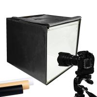 Buy cheap Portable Photo Studio Light Box Table Studio Led Lighting Tent Kits for Photography Video from wholesalers