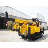 Buy cheap Crawler Hydraulic Engine Drived Rock Drilling Rig , Mining Reverse Circulation Drilling Rig from wholesalers