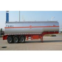 Buy cheap High Strength Semi Trailer Truck With Multi Channel Swash Plate Tanker from wholesalers