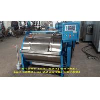 Buy cheap Industrial washing machine 30Kg price ,Horizontal roller washing machine from wholesalers
