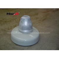 Buy cheap 240KN Normal Type Porcelain Suspension Insulator Shock Resistance from wholesalers