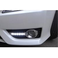 Buy cheap 2012 Toyota Camry SPORT Daytime Running Lights / Car LED DRL Daylight (2PCS) from wholesalers