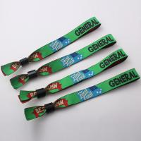 Buy cheap Disposable Custom Wrist Band For Sports / Festival OEM Acceptable from wholesalers