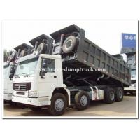 Buy cheap China supplier HOWO 336hp new dumper truck / dumper lorry with warranty in africa market from wholesalers