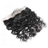 Buy cheap Short Curly Human Hair Lace Front Wigs , Lace Front Curly Hair 10 To 22 Length from wholesalers