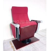 Buy cheap School Lecture Hall Luxurious Conference Room Chairs With Folded Desk from wholesalers