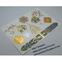 Buy cheap diy temporary tattoo, colored metallic tattoo, flash tattoo, tattoo sticker from wholesalers