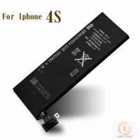China 3.8 V 1430 mAh Apple Spare Parts For Iphone 4S 0 cycle OEM Replacement Repair on sale