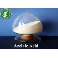 Buy cheap Antiacne Pharmaceutical Raw Materials Azelaic Acid CAS 123-99-9 for Repair Skin product