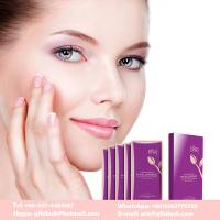 Buy cheap Bomsur Facial mask hyaluronic acid cosmetic moisturizing Ha face mask from wholesalers