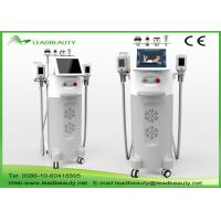 Buy cheap Beautful Cooling Cryolipolysis Fat Freeze Slimming Machine With 5 Handles from wholesalers