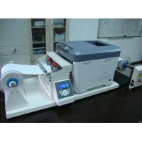 Buy cheap CMYK 4 Color toner OKI Roll To Roll Laser Label Printer for Short Run Label from wholesalers