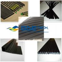 Buy cheap Pultrusion Carbon Fiber Tubes, Pultrusion carbon fiber rod, Pultrusion carbon fiber strip from wholesalers
