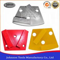 Buy cheap Silver Brazed Diamond Grinding Head , Diamond Grinding Cup Wheels Two Segment from wholesalers