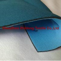Buy cheap Customized CR neoprene lamination with durable Lycra fabric from wholesalers