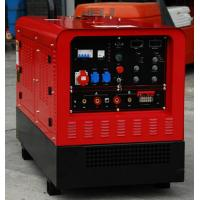 Buy cheap AC Stick 12kw Diesel Welding Generator FCAW Amperage 450A / 480A Arc Welder 75V Circuit Voltage from wholesalers