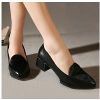 Buy cheap LADIES' LEISURE ENGLAND STYLE LEATHER SHOES from wholesalers