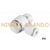 Buy cheap PH Male Banjo Pneumatic Air Hose Connectors 1/8'' 1/4'' 3/8'' 1/2'' from wholesalers