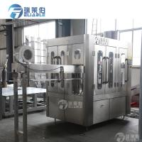 Buy cheap 500ml 2000BPH Carbonated Beverage Drink Filling Machine For PET Plastic Bottle from wholesalers
