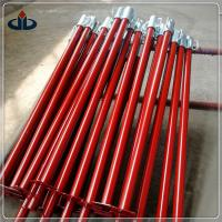 Buy cheap China steel adjustable prop wholesale Adjustable Construction Props Adjustable from wholesalers