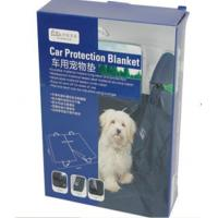 Buy cheap Folding Pet Car Protection Pad With Zipper Waterproof Multi Color product