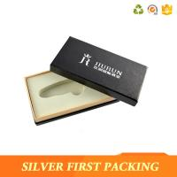 Buy cheap Silver First   square packaging sex toy boxes custom logo wholesale for shop packing from wholesalers