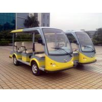 Buy cheap Battery Operated Electric Passenger Bus  Curties Controller 300A from wholesalers