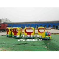 Buy cheap trackless train manufacturer mall train for sale birthday party rental business from wholesalers