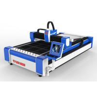 Buy cheap 3MM Stainless Steel Metal Cutting Equipment / Ss Laser Cutting Machine from wholesalers