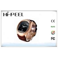 China Bluetooth 1.3MP Unlock GSM Android 4.0 Smart Watch Phone With MP3 on sale