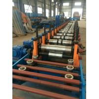 Buy cheap Building Materials Cold Roll Forming Machine 6.5T Gas And Electrical Centralized Control product