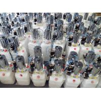 Buy cheap DC hydraulic power units,12V plastic tank,1.8kw from wholesalers