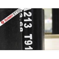 Buy cheap ASTM A213 T91 Seamless alloy tube from wholesalers